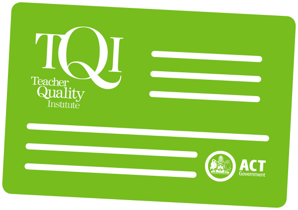 Graphic of TQI card