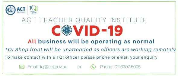 TQI COVID19 Update